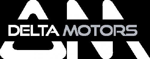 delta-motors-logo-blanc